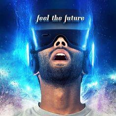 An awesome Virtual Reality pic! Sinta o Futuro!  @fullhouse_tv #vempraFull #amomeutrabalho #realidadevirtual #tecnologia #geraçãodevalor #virtualreality #gearvr #samsung #gearvrexperience by gabiviera check us out: http://bit.ly/1KyLetq
