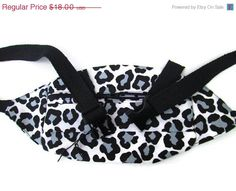 On Sale Cute Handmade Fanny Pack For Women in A by ClemmieVs