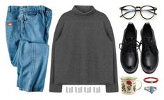 """""""Edinburgh"""" by sulk-y ❤ liked on Polyvore featuring Dot & Bo, Wildfox, Maison Margiela, Dickies and NOVICA"""