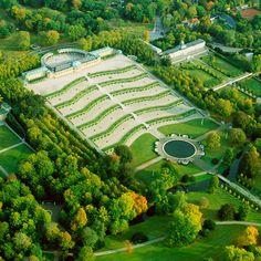 Sancoussi Castle, Potsdam near Berlin, Germany