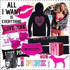 Dream of a PINK Summer (: Victoria Secret PINK = ♥ #VSPINK #VICTORIASECRET