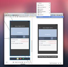 XCode + design