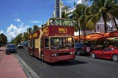 Miami Hop-on-Hop-off-Tour im großen Bus, Miami