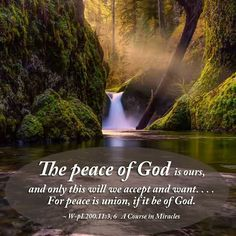 The peace of God is ours ~ A Course in Miracles #acim https://www.facebook.com/AwakeningtoLoveACIM/photos/a.563611800452092.1073741827.563608800452392/720601521419785/?type=1&theater