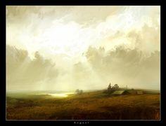 August Sky by RHADS.deviantart.com on @deviantART