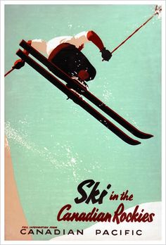 Ski In The Canadian Rockies $49.95