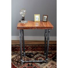 Upcycled table by a fellow enthusiast!