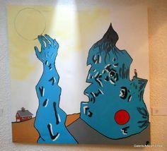 Mujeres, mujeres y más mujeres. #arte #art #pasionporelarte #exposicioncolectiva #galeriartenlinea #gael #pintura #painting #acuarela #watercolor #color #escultura #sculpture #grafica #graphic #dibujo #drawing #photo #fotografia  #artemexico #mexicanart #arteenmexico #latinamericanart #artistasplasticos #plasticartists