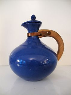 1930's Red Wing Pottery Carafe *SOLD*