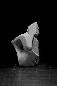 Woman, Sculptor Ercan Yaren, Türkiye