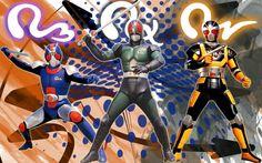 Black Kamen Rider RX