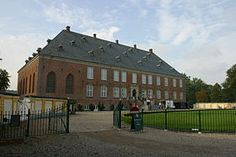 Valdemars Castle (Danish: Valdemars Slot) is a small palace situated on the island of Tåsinge near Svendborg in southern Denmark