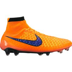 check out ed309 ed1e0 Nike Magista Obra FG - Total Orange