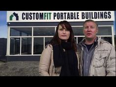 Home | CustomFit Portable Buildings