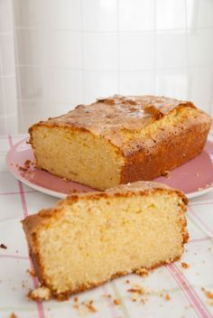 Orange Sponge Cake with Orange Glaze No Bake Desserts, Delicious Desserts, Yummy Food, Mini Cakes, Cupcake Cakes, Cupcakes, Orange Sponge Cake, Magic Custard Cake, Mexican Bread