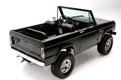 clean early bronco