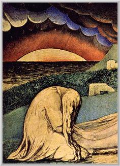 William Blake:  London > London
