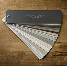 @Andy Dwyer and I are painting every wall with a Restoration Hardware color... Except we're going to buy the cheap brand at Home Depot and color match instead of paying 40 bucks a gallon from RH!
