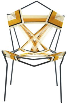 Rami Tareef limited-edition X Chair