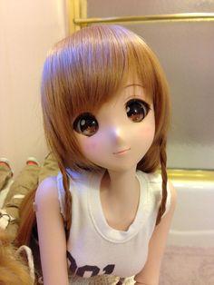 Mirai Suenaga Smart Doll by GhostKarin
