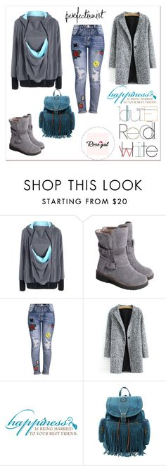 """""""rosegal 9"""" by zbanapolyvore ❤ liked on Polyvore featuring WALL"""
