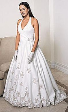 Alfred Angelo 1742, find it on PreOwnedWeddingDresses.com