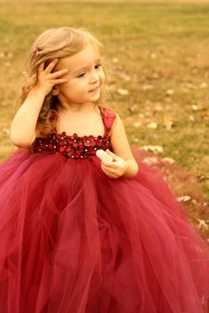 Oh what a dress!!  Must start these little fashionistas off right!!