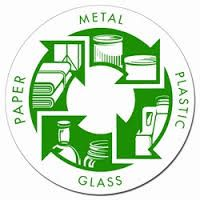 Pildiotsingu paper plastic metal recycling labels tulemus