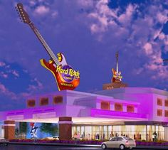 Hard Rock Hotel Las Vegas Review