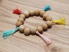 bracelet multicolors DIY linna morata