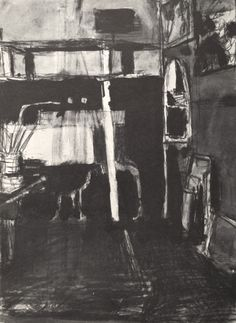 Richard Diebenkorn's Ink-Wash Drawings – Drawing OWU Richard Diebenkorn, Robert Motherwell, Jackson Pollock, Keith Haring, Figure Painting, Painting & Drawing, Life Drawing, Michelangelo Caravaggio, Bay Area Figurative Movement