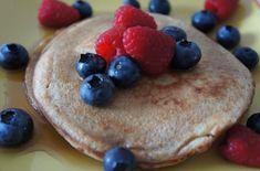 Pancakes light integrali: ricetta sana e leggera per la colazione dello sportivo