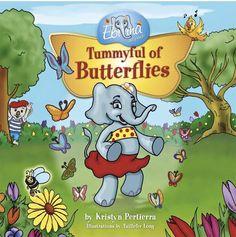 Elbilina and Friends- Tummyful of Butterflies by Kristyn Pertierra