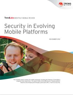Evolving Mobile Platforms: How Secure Are They? | Security Intelligence Blog | Trend Micro