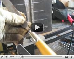 Welding Tips and Tricks - TIG, MIG, Stick and a pantload of other info Stick Welding Tips, Welding Test, Welding Videos, Types Of Welding, Welding Shop, Welding Rods, Mig Welding, Welding Process, Metal Welding