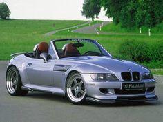 BMW Z3 Roadster (E36) (Hamann)