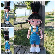 Amigurumi Agnes Doll