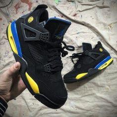 """""""Shanghai"""" Jordan 4's"""
