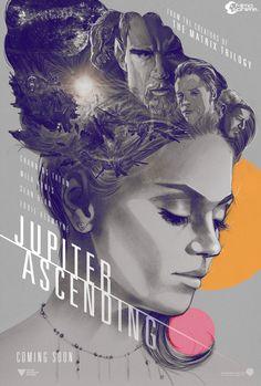 EXCLU : posters inédits de Jupiter Ascending   Filmosphere