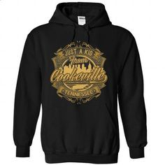 Just A Kid From Cookeville - Tennessee - hoodie outfit #boho tee #college hoodie