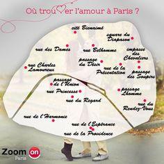 """""""On """"#PARIS"""" que vous allez tomber amoureux !""""  https://www.facebook.com/ZoomOnParis"""