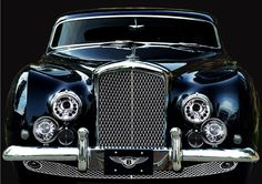 Bentley R-Type Continental Fastback 1953