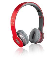 Red Beats by Dr Dre.            Have a tech fanatic in the family? With every sale of (Solo HD) RED Edition headphones, Beats by Dr. Dre donates a percentage of the proceeds to the Global Fund to fight AIDS, tuberculosis and malaria.