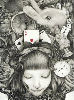 Wonderful Alice Land.