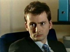 David Tennant As Greig Millar in 'Terri McIntyre' - September 2003