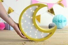 LAMPADE LED PER LA CAMERETTA | La casa dei bambini