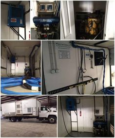 We have a 24' 2005 Used Duramax 7500 Box Truck For Sale with the following:  Insulated Floors AC Wall Heat Graco E-30 210' New Heated Hose Graco Insite Morse 40/40 Generator Compressor Combo and new HT Air Dryer  Call us today for more information 877-737-4362!
