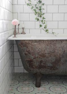 Nya badrummet | UnderbaraClara | Amelia bloggar