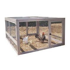 Special Offers - Precision Pet Hen Den Pen 55.31 by 52.36 by 30.12-Inch - In stock & Free Shipping. You can save more money! Check It (October 31 2016 at 07:43AM) >> http://dogcollarusa.net/precision-pet-hen-den-pen-55-31-by-52-36-by-30-12-inch/