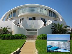 1000 images about monolithic dome homes on pinterest for Concrete homes florida